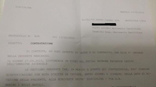 """Con video su Fb denuncia fatiscenza autobus e insulta l'Anm, autista """"processato"""""""