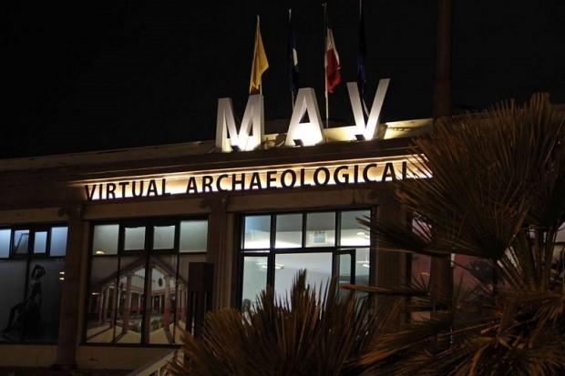 Archeo Festival al Mav, in rassegna i migliori video sull'antichità