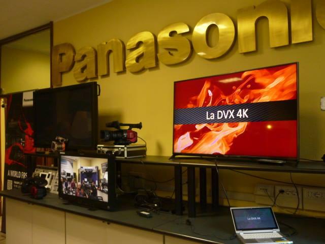 Hi tech – Panasonic conclude il Professional Tour