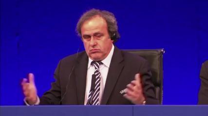 Mondiali Qatar, Platini fermato con l'accusa di corruzione
