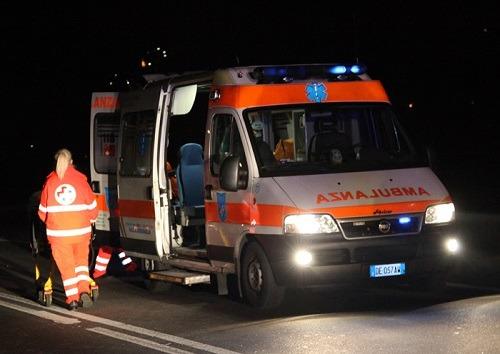 Incidente stradale a Gragnano, un morto e due feriti gravi