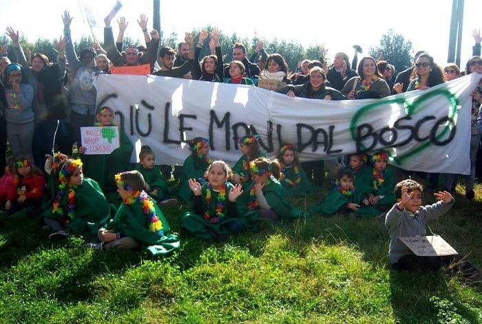 Giornata mondiale del clima, happening al Parco di Capodimonte per chiedere partecipatività