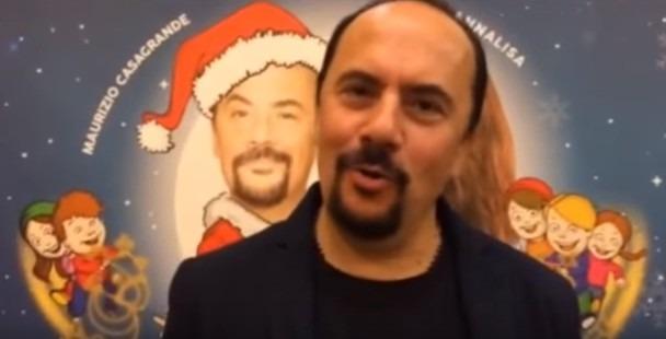 Natale solidale, concorso di scrittura con Maurizio Casagrande
