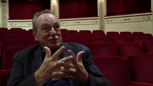 Teatro a lutto, addio a Luca De Filippo