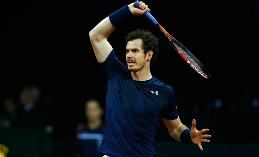 Murray trascina la Gran Bretagna: Coppa Davis a Londra dopo 80 anni