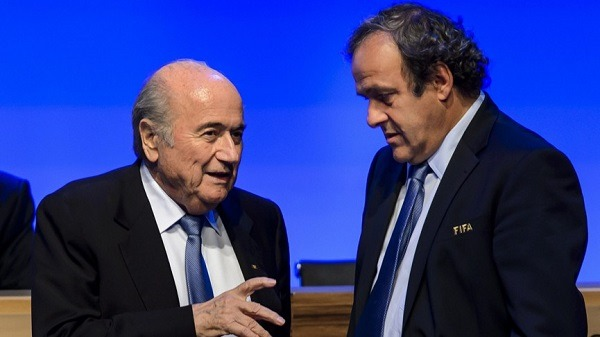 Terremoto Fifa, Platini e Blatter sospesi per 8 anni