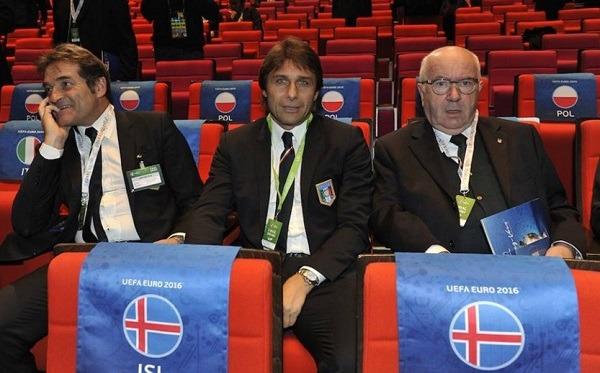 Sorteggio Europei di Francia, l'Italia trova Ibra e Mertens