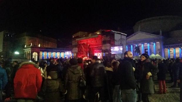 #napoligrandespettacolo, tutti in piazza per la Mezzanotte