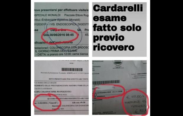 La colonscopia negata: liste d'attesa di mesi per un esame urgente in Campania