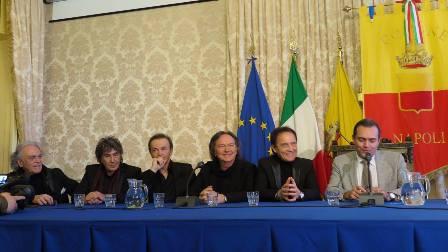 I Pooh a Napoli per La città del sorriso: in programma un concerto in Campania