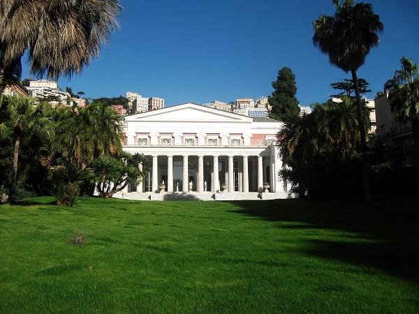 La riapertura di Villa Pignatelli, gioiello restituito ai napoletani