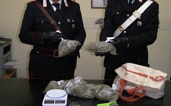 Pomigliano, un arresto per droga: sequestrati circa 500 grammi di stupefacenti