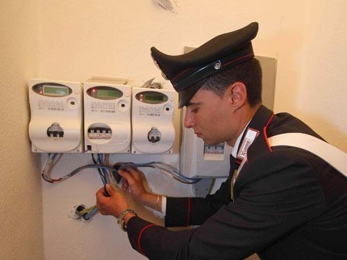 Furto di energia elettrica, denunciato titolare di noto ristorante del Serinese
