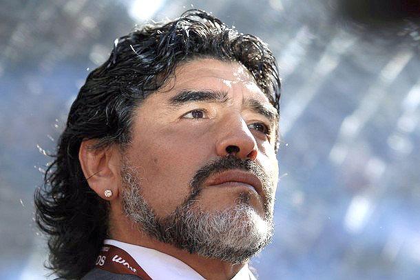 """Il titolo d'inverno esalta Diego: """"Grande gioia ma ora voglio lo scudetto"""""""