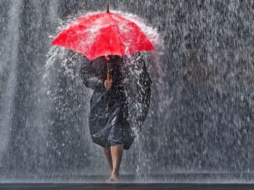 Allerta Meteo, piogge e venti forti al sud