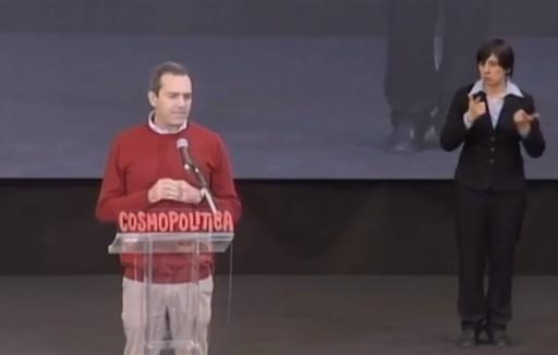 """E de Magistris lancia lo zapatismo partenopeo: """"Il popolo sta facendo la rivoluzione"""" – Video"""