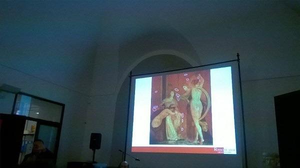 Da Pompei a De Vilde, al Mann seminario sul rosso