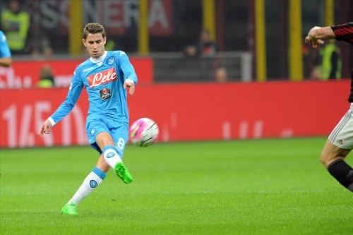 Napoli: Jorginho, cessato allarme. Sta bene, disponibile contro Milan