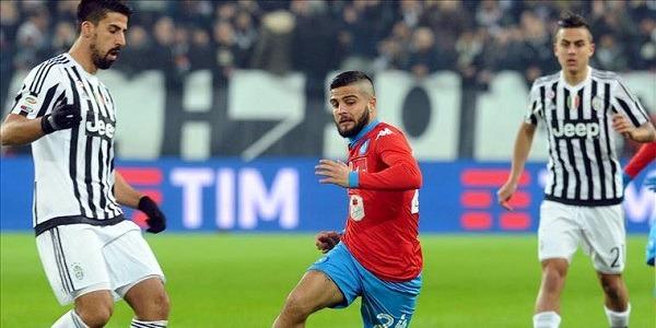 Super beffa per il Napoli: piegato dalla Juve con un tiro deviato nel finale