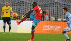 """Koulibaly come Higuain, l'agente: """"Vuole andare via"""""""