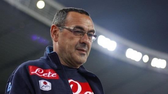 """Sarri intervistato da Cecchi Paone: """"Ho sbagliato a insultare Mancini. Volevo dirgli fighetto"""""""