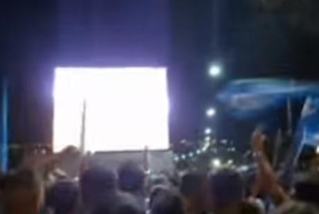 Juve-Napoli su maxischermo può saltare: ostacolo diritti tv, braccio di ferro club-Comune
