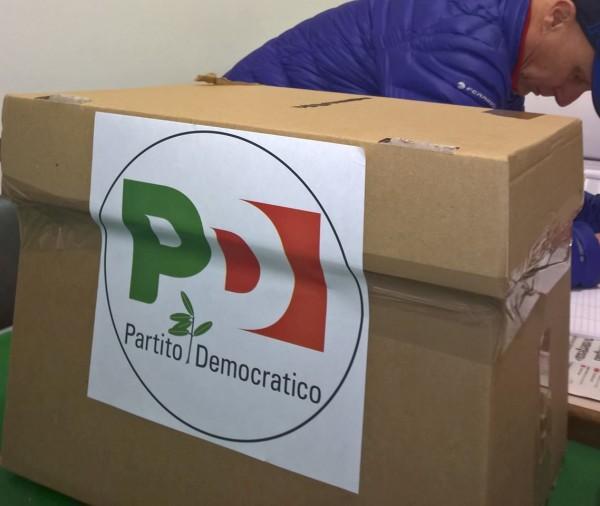 Primarie a Caserta, Marino in vantaggio