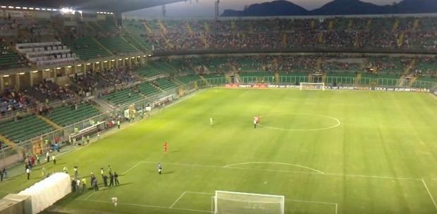 Palermo-Napoli: Hamsik c'è, titolarissimi in campo per inseguire la Juve