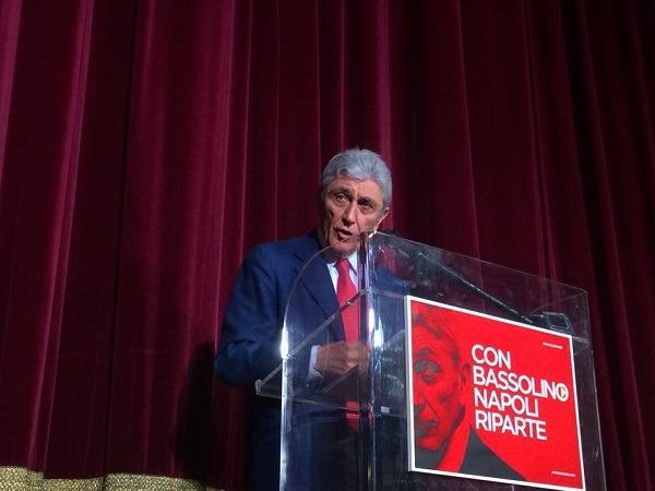 Napoli, ex bassoliniani e Pd hanno paura di Bassolino candidato sindaco