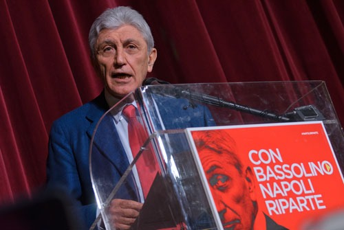 """Bassolino fa tremare il Pd: """"Soldi a chi non sapeva chi votare, aspetto risultato del nuovo ricorso"""""""