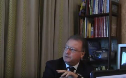 Sospeso da funzioni e stipendio il magistrato Donato Ceglie
