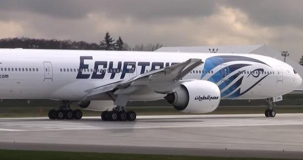Aereo Egypt Air dirottato a Cipro, a bordo anche un italiano
