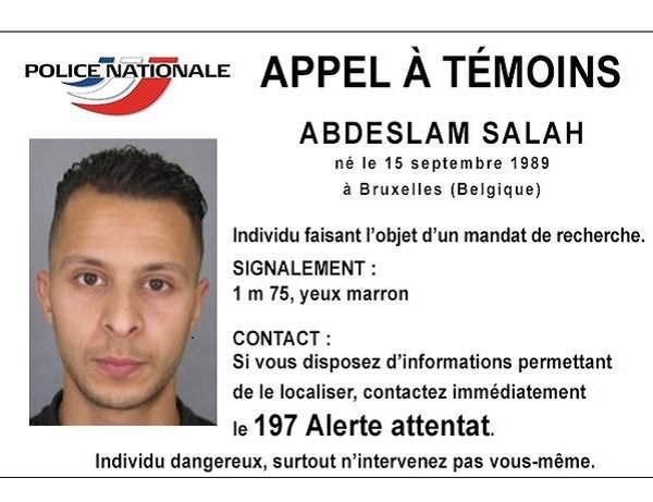 Stragi Bruxelles, Salah doveva sparare alla gente in strada col mitra. Sei fermi in un blitz