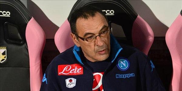 """Sarri promuove il Napoli: """"Già superati i punti dell'anno scorso, ci va stretto l'uno a zero"""""""