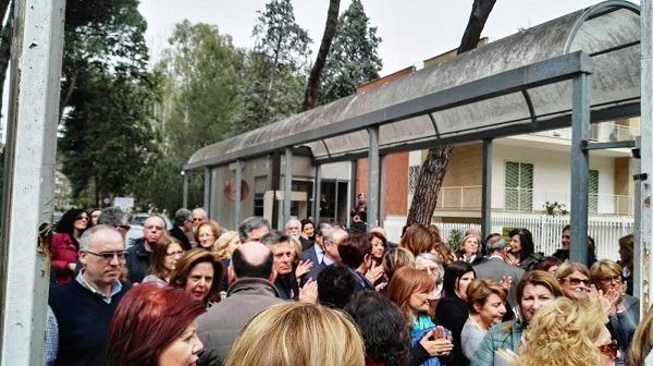 Tribunali per minorenni aboliti, protesta a Napoli – Video
