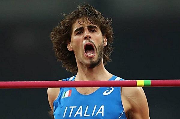Salto in alto, Tamberi campione del mondo indoor