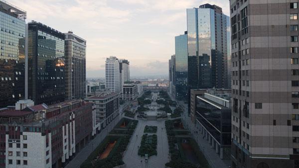 Progetto Eurasia, l'apertura di un hub in Cina