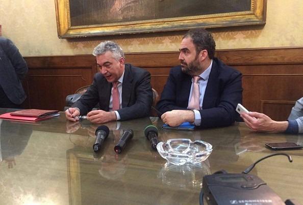 """Bagnoli, le promesse di Nastasi: """"Via tutta la colmata, Cementir e Fintecna pagheranno la bonifica"""""""