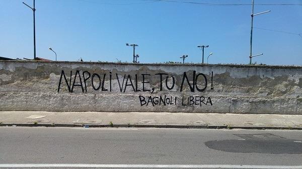 """Valente apre la campagna a Bagnoli, rischio contestazioni: """"Qui non siamo pacificati"""""""