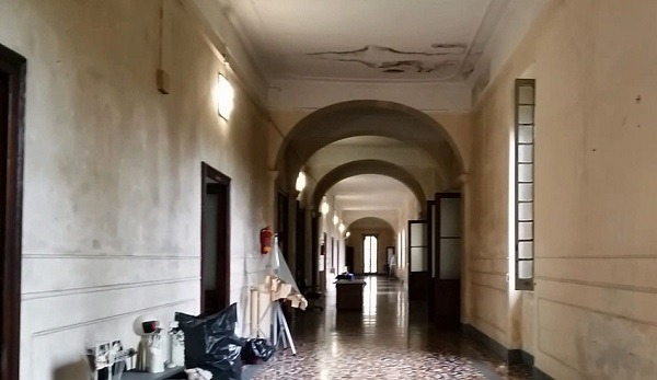 """Un museo """"liquido"""" nell'ex manicomio Leonardo Bianchi, l'idea dell'équipe accademica – Video"""