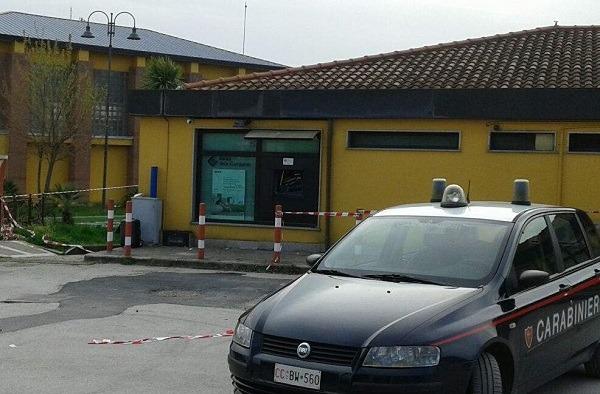 Conza: ordigno sventra bancomat, ladri portano via 18.000 euro