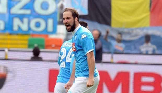"""Higuain giura fedeltà: """"Mai sentito tanto amato quanto a Napoli"""""""