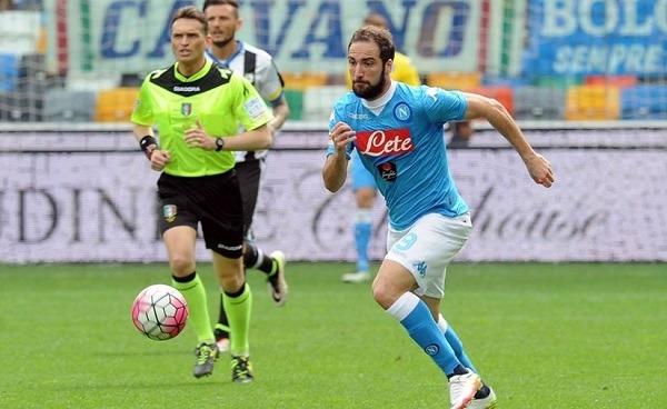 """""""Ad Higuain 4 giornate di stop, salta Inter e Roma"""". Il verdetto anticipato sui media"""