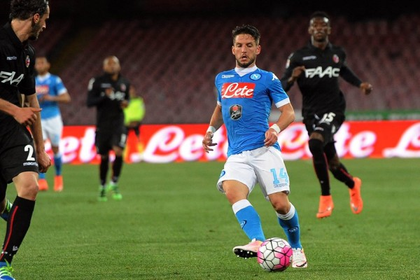 Il Napoli esagera: Bologna demolito 6-0, riparte la corsa Champions