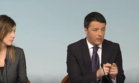 Finanziamento illecito: indagati Renzi, Lotti e Boschi