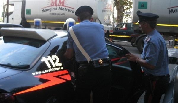 Alvignano, 28enne arrestato per spaccio