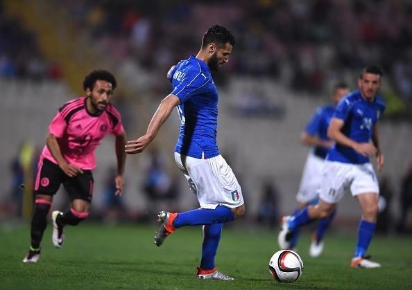 Poca Italia, con la Scozia risolve Pellè