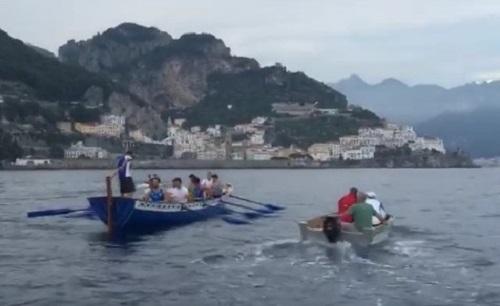 Regata storica, Amalfi batte tutte le repubbliche marinare