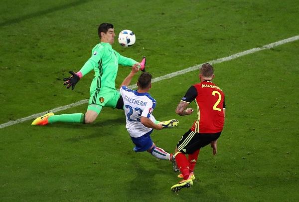 Difesa e contropiede, l'Italia vince all'italiana: steso il Belgio