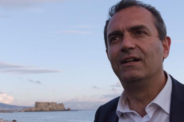 Settimana di politica per de Magistris fra Roma e Marghera